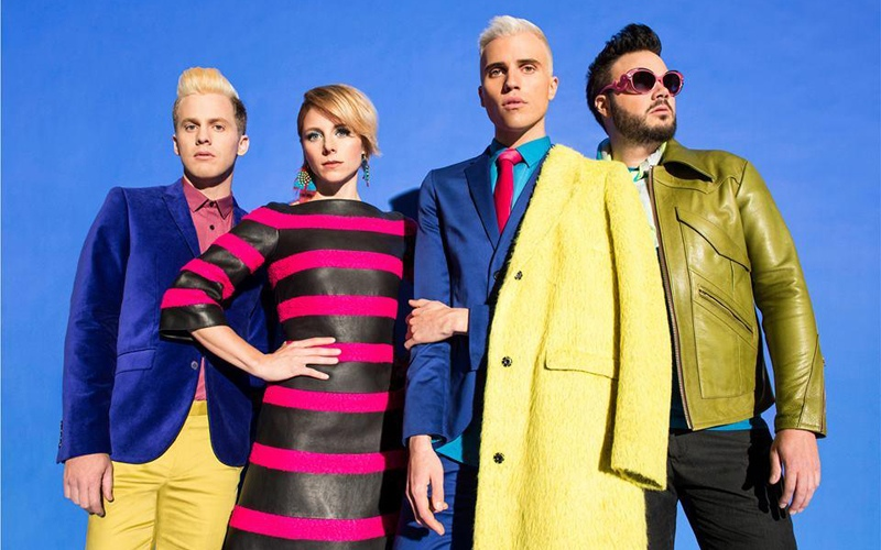 Neon Trees ''New Best Friend''