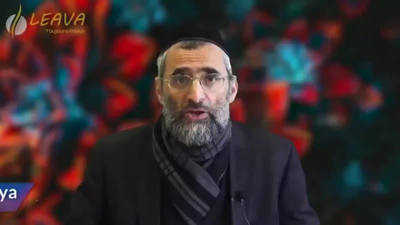 Le rabbin Rav Ron Chaya s'adresse aux juifs Il faut se réjouir de l'épidémie