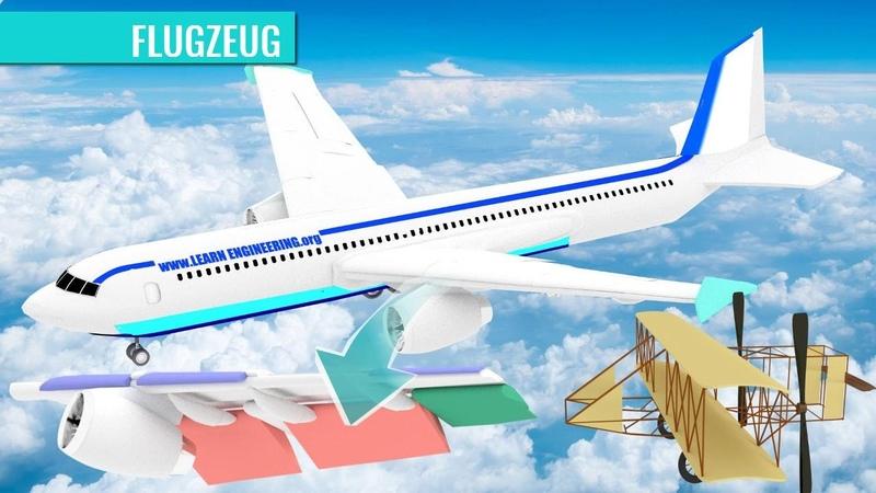 Warum Fliegen Flugzeuge