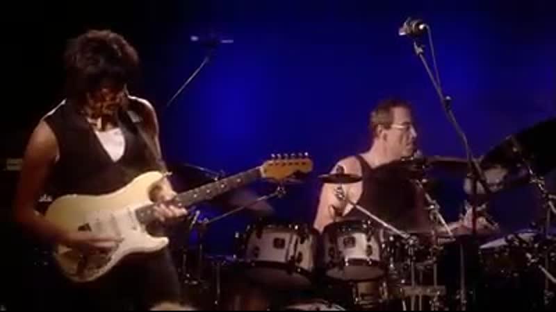 Jeff Beck - Stratus-Nadia - Live at Ronnie Scotts 2008