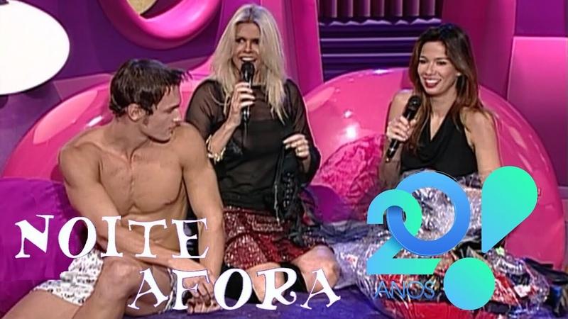 RedeTV! 20 Anos: Relembre Monique Evans no Noite Afora (9º Episodio 22/05/2020)