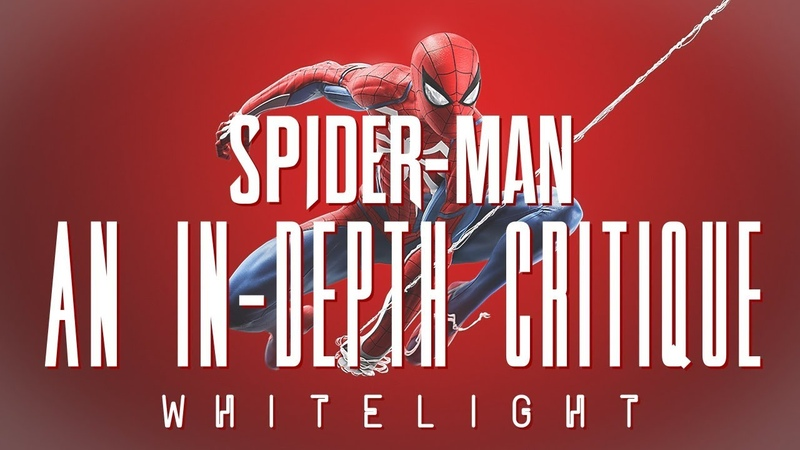 Marvel's Spider Man PS4 An In Depth Critique
