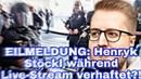 EILMELDUNG Henryk Stöckl während Live-Stream verhaftet!