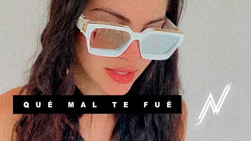 Natti Natasha Que Mal Te Fue Official Video