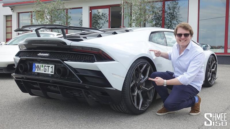 The Novitec Huracan EVO is the Lamborghini to Buy Right Now