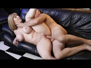 Sara Jay - Gives Us An Exclusive Interview With Her Pussy (MILF, Big Tits, Big Ass, Blowjob, Blonde, Hardcore)