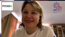 Анна Богалий об антидопинговом образовании юных биатлонистов