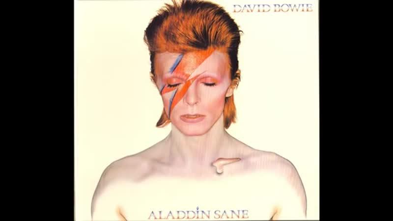 D̲avid B̲owie A̲laddin S̲ane Full Album 1973