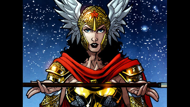 Гайд на персонажа Ипполита Королева амазонок