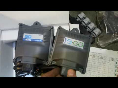 LOVATO VS DIGITRONIC MP32 обзор ГБО