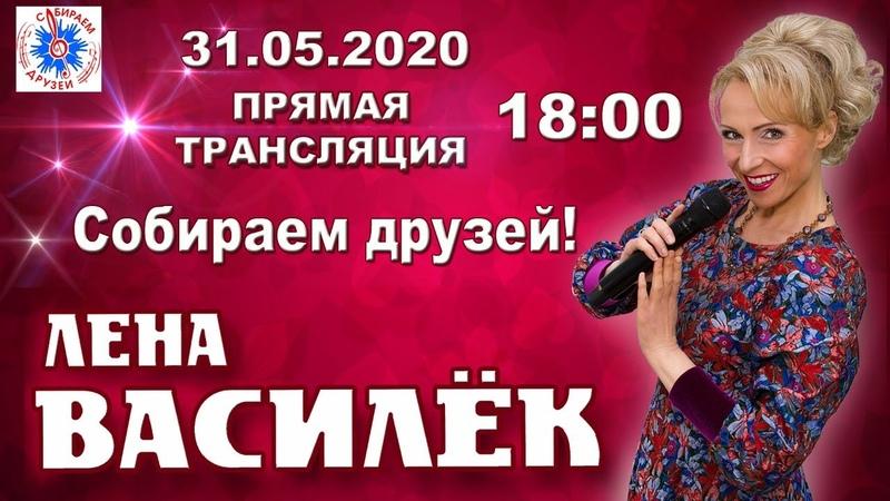 Лена Василёк Собираем друзей 31 05 2020