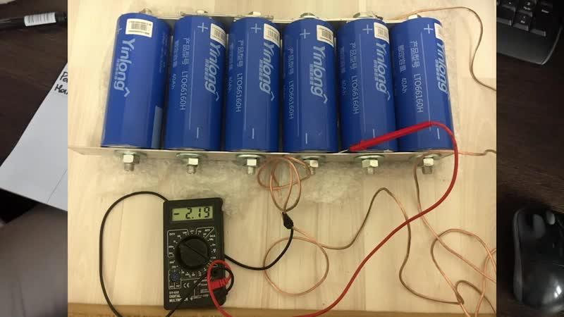 Всё про аккумуляторы AGM LTO Li Fe SAE АКБ 720p