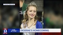 Deserae Turner crowned homecoming queen