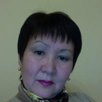 Саганова Светлана