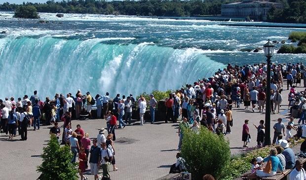 Ниагарский водопад, изображение №5