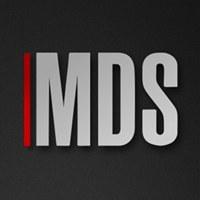 Логотип Школа танцев MDS / MILLENIUM DANCE STUDIO