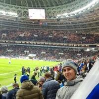 Фотография Рамиля Гафарова ВКонтакте