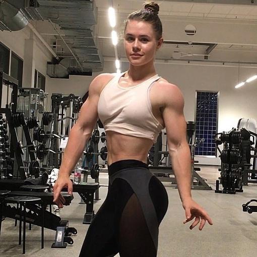 Мощная фигура Тамары Кейм