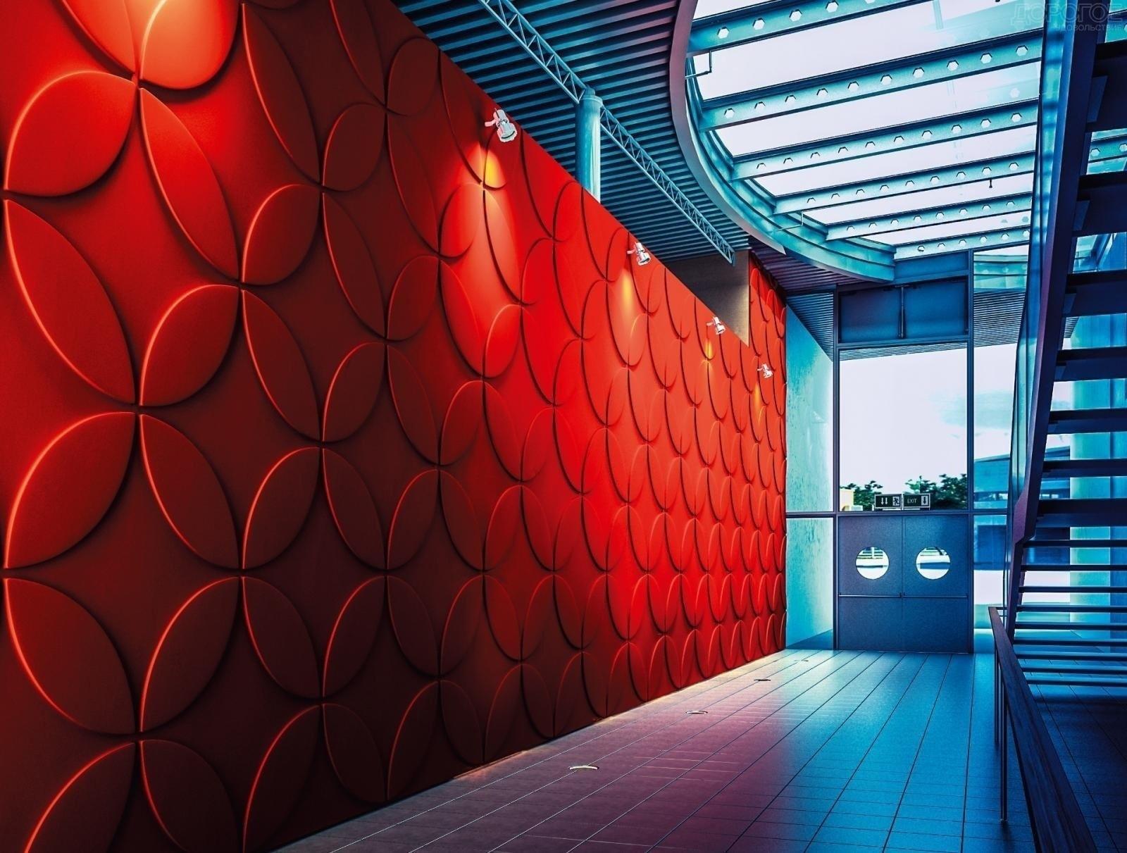 Бизнес-идея: Производство и монтаж 3D-панелей Гипсовые 3D-