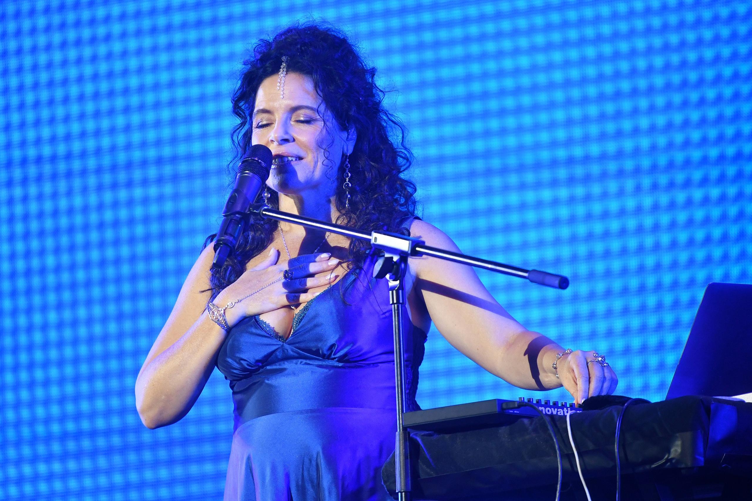 3 октября 2021 года в Крокус Сити Холле состоялся единственный концерт-медитация Перукуа!