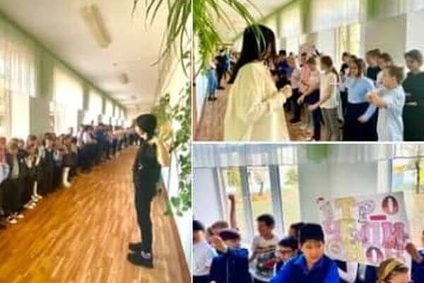 В самарской школе произошел скандал из-за массовой...