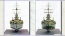 Алексей Лежнев модель линкора Императрица Екатерина ВеликаяFull HD,1920x1080