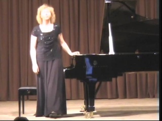 Concert of Mira Marchenko in Kaluga Music House