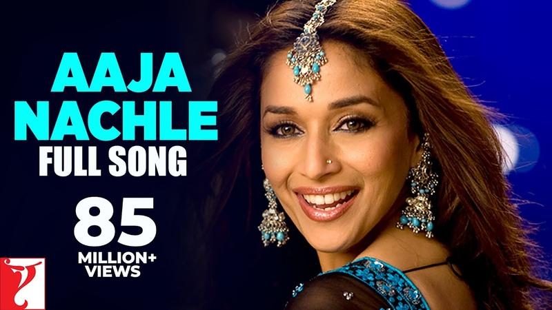 Aaja Nachle - Full Title Song   Madhuri Dixit   Sunidhi Chauhan   Salim – Sulaiman   Piyush Mishra