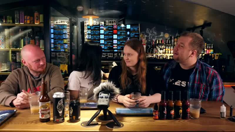 [Теория Большого Пива] Коньячный стаут, Томато гозе, Шарлотка, Острые соусы от ТБП!