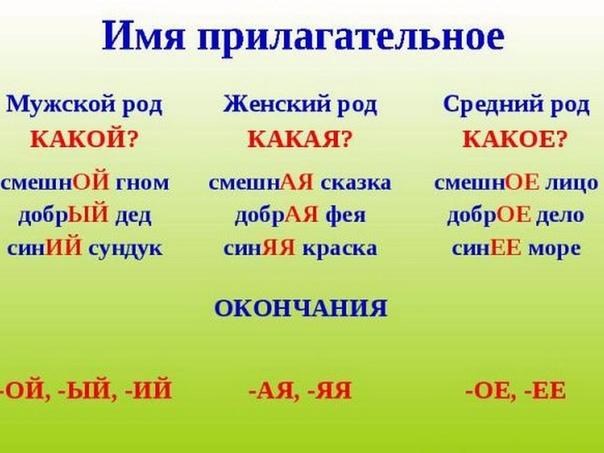 Памятки по русскому языку для начальной школы. Проводим каникулы с пользой.