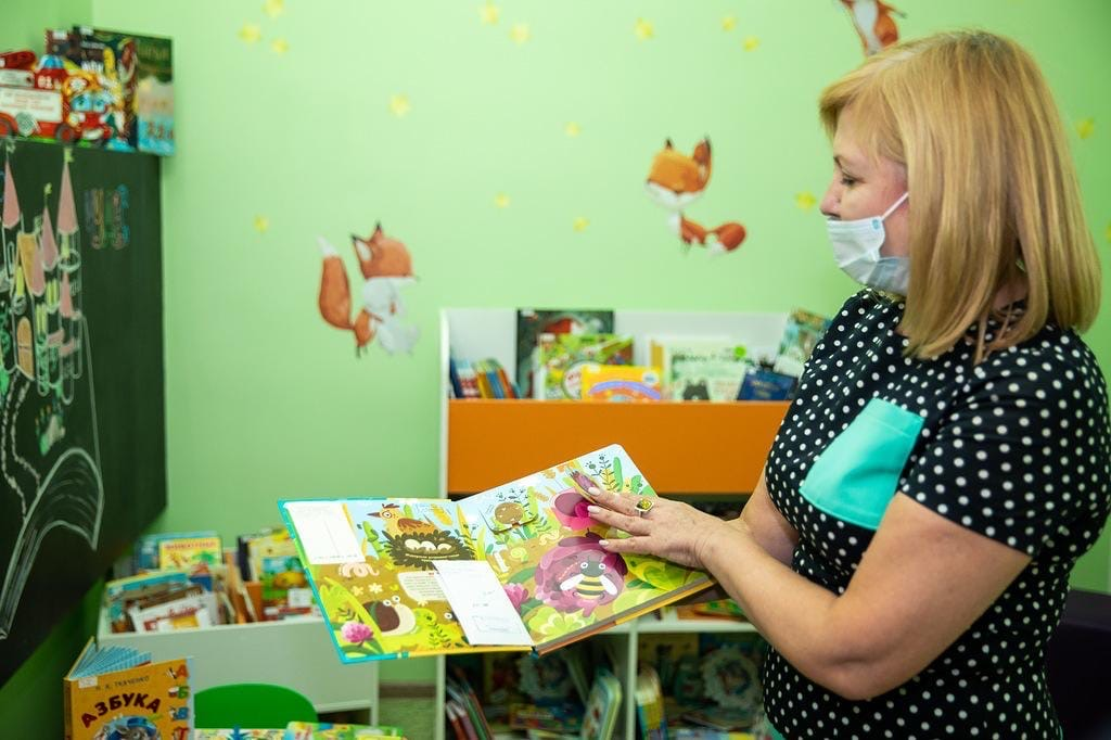Глава Администрации Таганрога: «Открытие модельной библиотеки – это вклад в будущее наших детей, города и страны»
