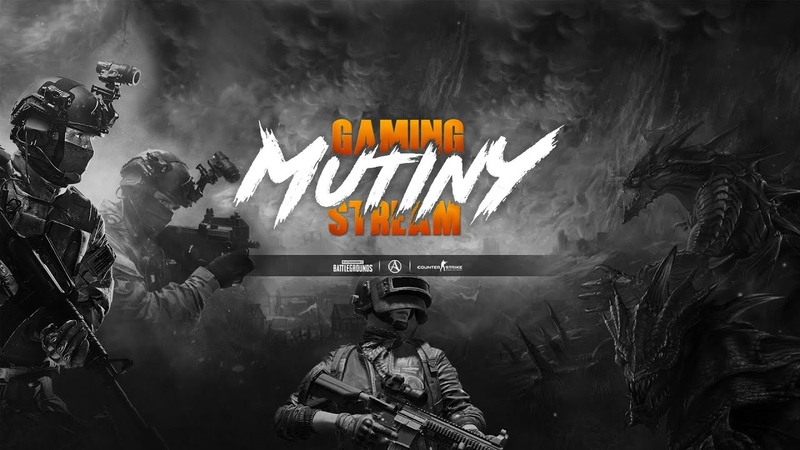 Gaming Stream Mutiny WZ Даскшир Прайм