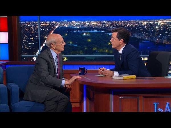 Justice Stephen Breyer Interview
