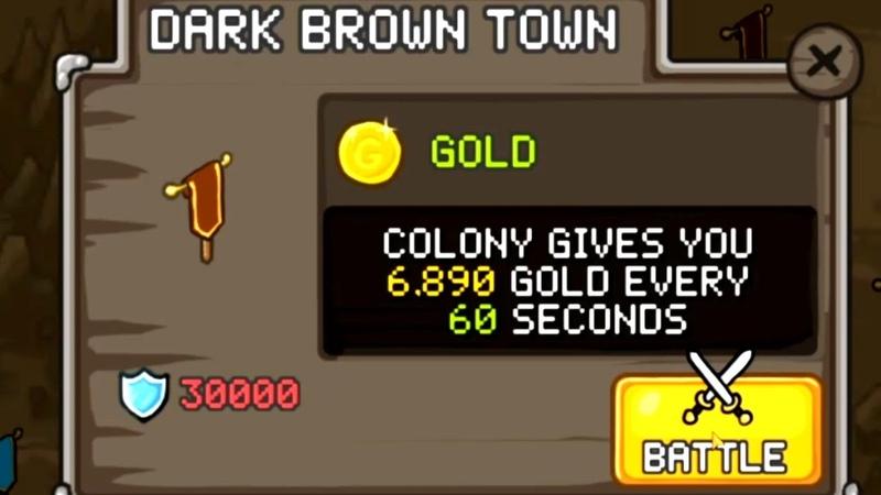 Grow Castle 2 прохождение рабочие колонии ведьмы и другие призыватели