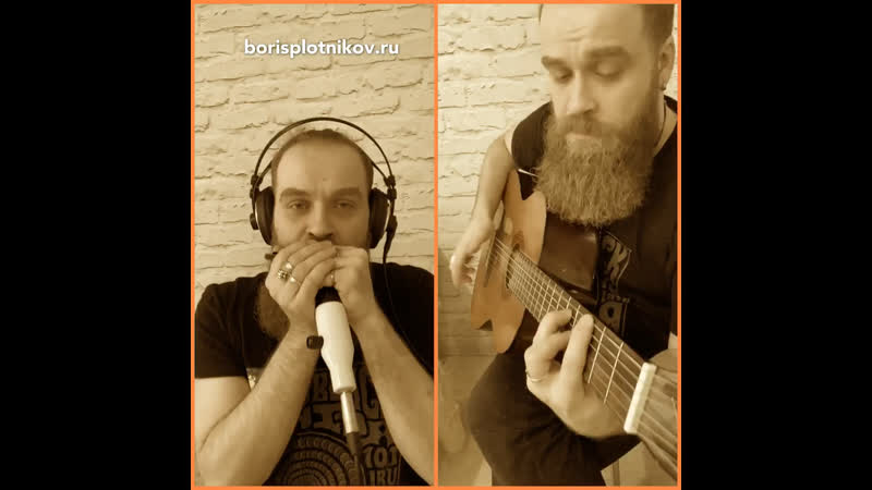 Boris Plotnikov just blues improvisation