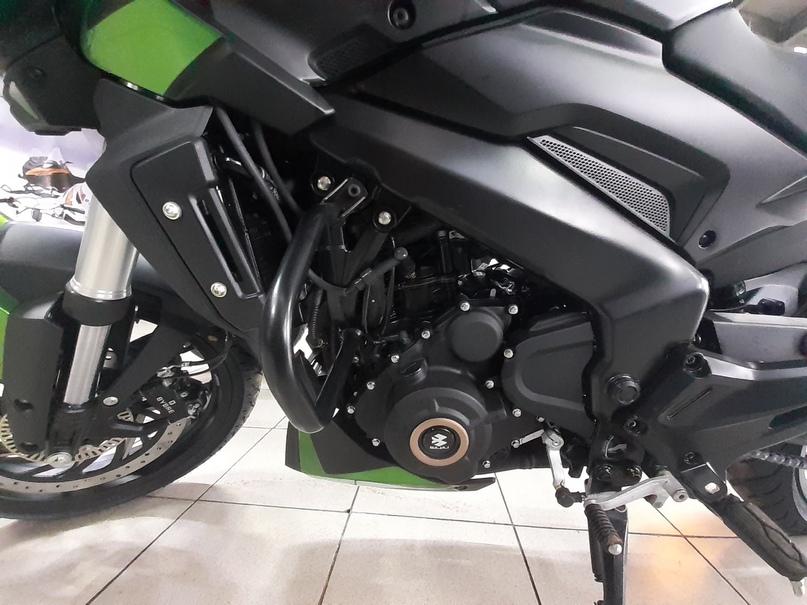 Обзор мотоцикла Bajaj Dominar, изображение №15