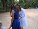 Свадьба моего друга Миши и его невесты Светы! Аскания - Новая! Часть 1! Весело,смешно и прикольно