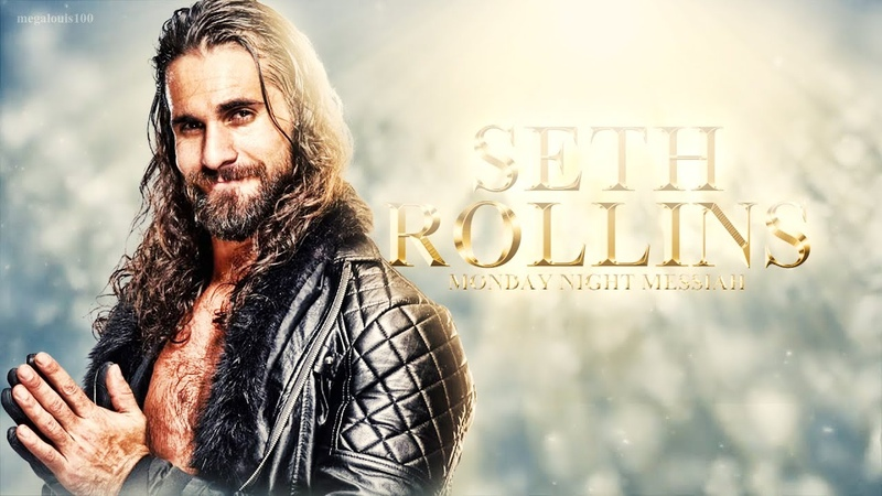 Monday Night Messiah Seth Rollins Custom WWE Entrance Video Titantron 2020 new theme