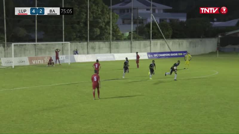 Lupe Ole Soaga crée la surprise du jour en battant les fidjiens de BA 4 buts à 3