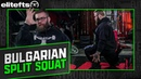 The Bulgarian Split Squat: Which Side Should You Load? |