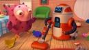 БОБР ДОБР - Робот- Новая серия - Мультики для детей - Премьера! - робот-пылесос