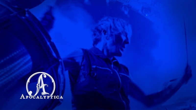 Apocalyptica For Whom The Bell Tolls Live at Hellfest 2017