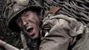 Уинтерс с отрядом нападает на немцев (Братья по оружию)