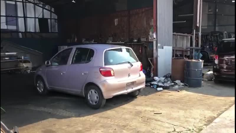 Toyota Vitz №740