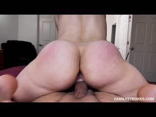 Aften Opal - Summer School - Porno, Teen, Blonde, Blowjob, POV, Stepdad, Natural Tits, Porn, Порно