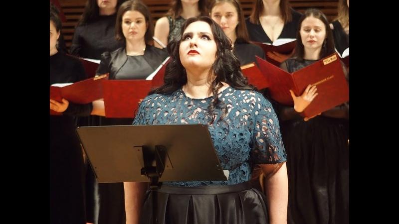 Gemma di Vergi Finale Джемма ди Верджи Финальная сцена Donizetti