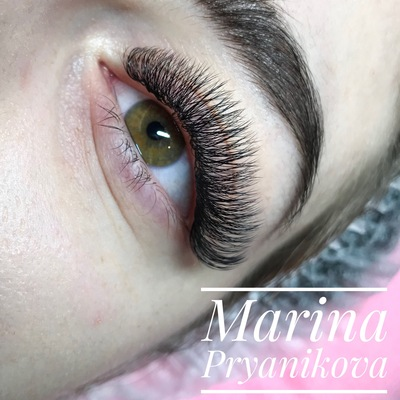 Марина Пряникова