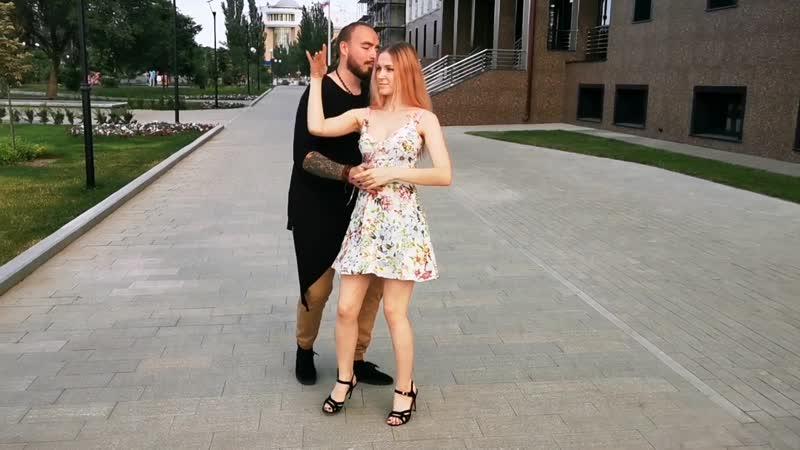 KizImprovisation Андрей Храпов, Рита Чертихина