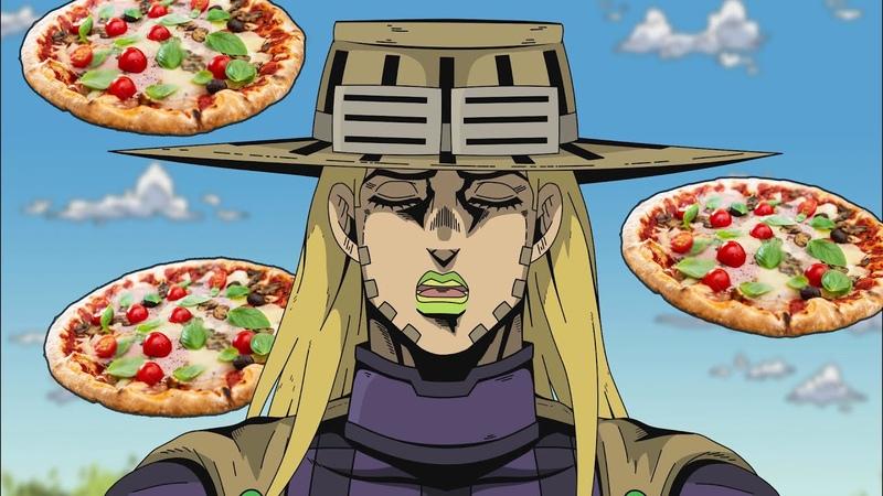 「PIZZA MOZARELLA」