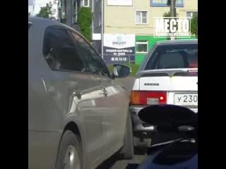 Превращение нормального водителя в нарушителя